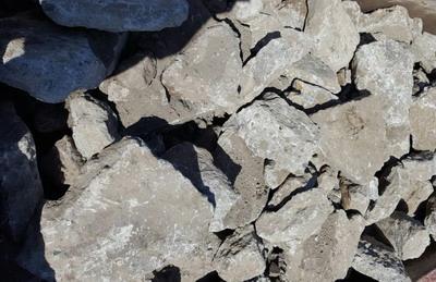 Крупный бой бетона