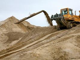 Намывной песок - Фото 1