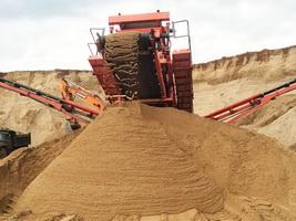 Намывной песок - Фото 2